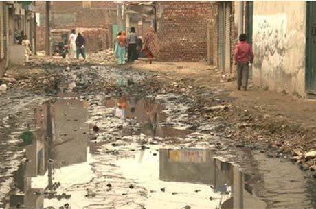 Em dez anos, políticos não atenderam demandas como saneamento em Lahore