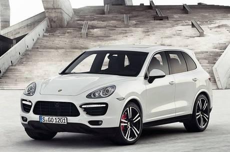 Recall envolve os modelos Porsche Cayenne
