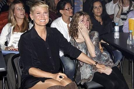 Xuxa e Dona Alda