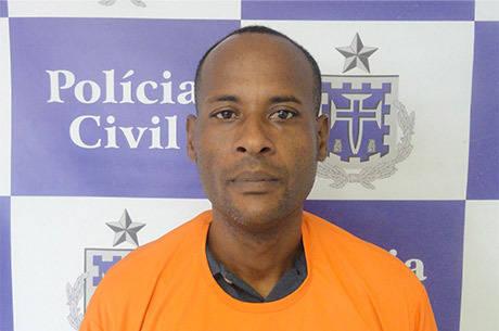 Ubiratan Nascimento Barreto, 41 anos, é chefe do tráfico de drogas na Mata Escura e envolvido em  homicídios na região