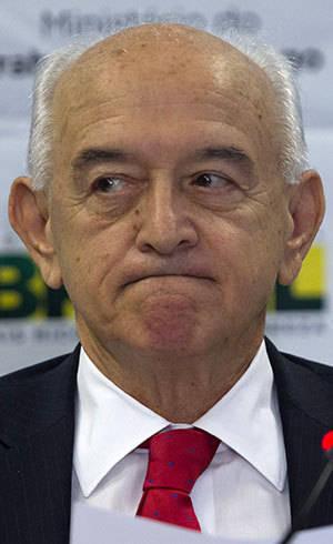 Ministro Manoel Dias durante anúncio da criação de empregos no País em dezembro