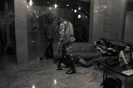 SSP: PMs do Choque entraram em hotel a pedido de funcionários