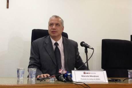 Marcelo Mendroni explicou funcionamento da fraude no IPTU