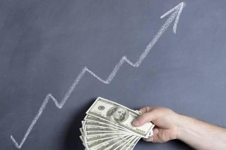 Dólar marcou R$ 4,09 na máxima do dia