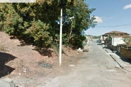 Trecho da rua onde corpo foi encontrado