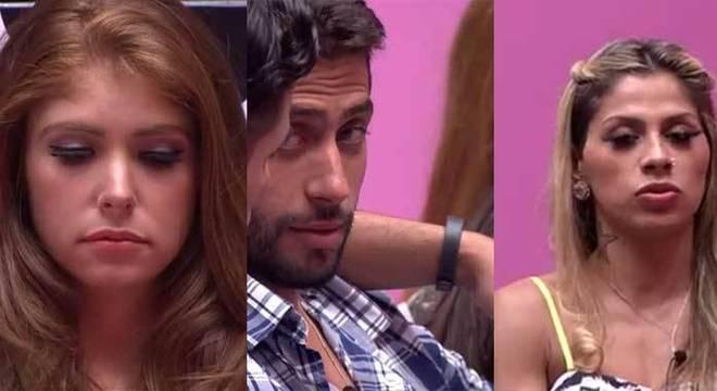 Amanda, Marcelo ou Vanessa: quem deve sair?