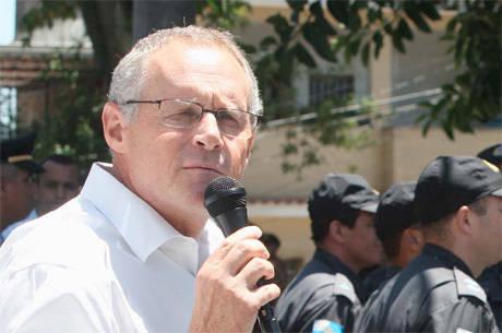 Beltrame é acusado de improbidade administrativa