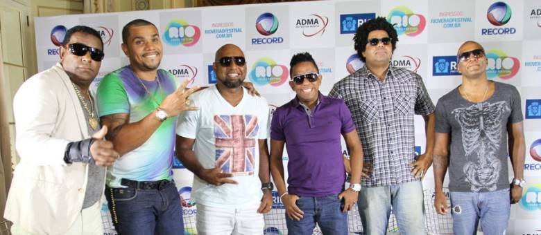 Raça Negra, Naldo Benny e grupo Bom Gosto estão entre as atrações do Rio Verão Festival 2014