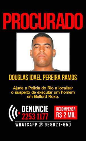 A Justiça do Rio decretou a prisão temporária por 30 dias de Ramos