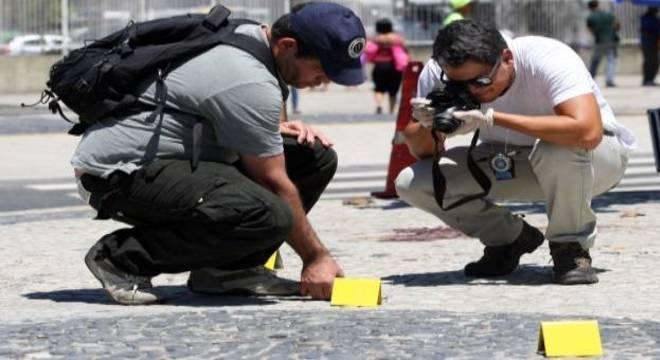 A Polícia Civil também pediu as imagens da câmera do cinegrafista da Band
