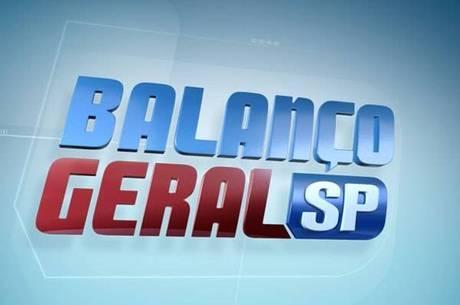 Balanço Geral SP vai ao ar de segunda a sexta, às 12h