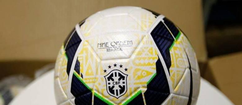 CBF divulga a bola que será utilizada no Brasileirão e na Copa do Brasil 7aaf8879dc356