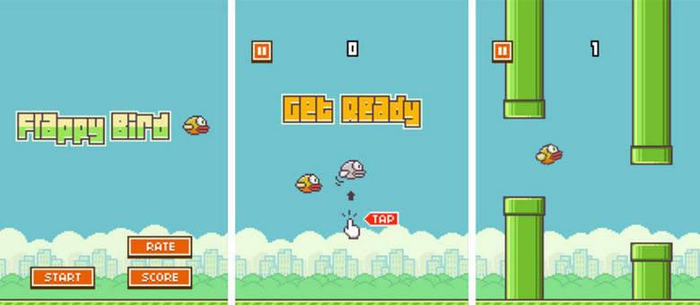 Sucesso de Flappy Bird fez com que seu desenvolvedor acabasse com o aplicativo