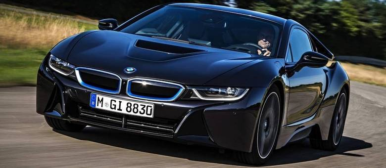Jornalista Capota Supercarro Bmw I8 Que Custa R 1 Mi Noticias