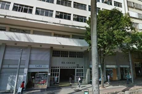 Clínica da médica detida funcionava no Edifício Caxias, na avenida Amazonas, no centro da capital mineira