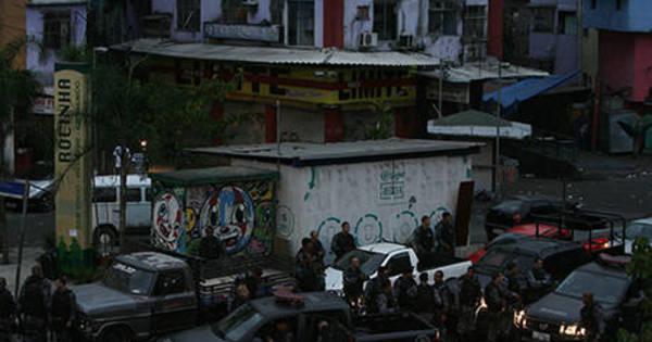 Tiroteio entre traficantes na Rocinha fecha túnel, deixa moradores sem luz e Bope é acionado
