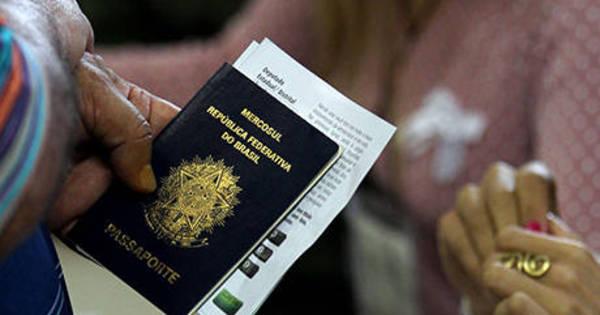 Nova regra do passaporte dificulta embarque de brasileiros para a Europa