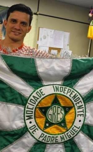 Há 11 meses Anderson Abreu é diretor geral de Carnaval da Mocidade Independente