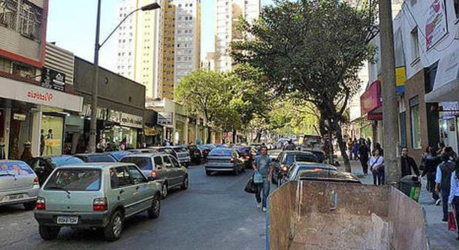 Comércio foi impactado devido a restrições impostas pela prefeitura