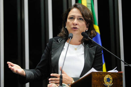 Senadora Kátia Abreu pode virar ministra