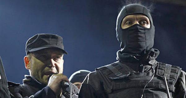 Rússia emite ordem de busca e captura de líder radical ucraniano