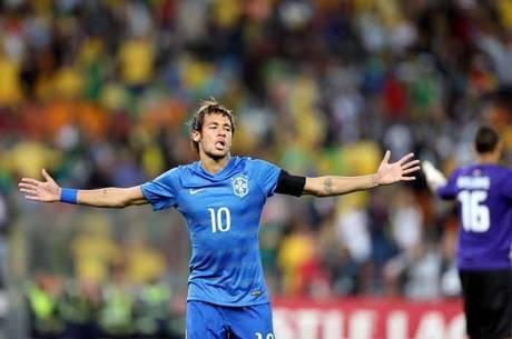 Brasil faz a sua parte e goleia no último amistoso antes da ... 6e6841c56d4d8