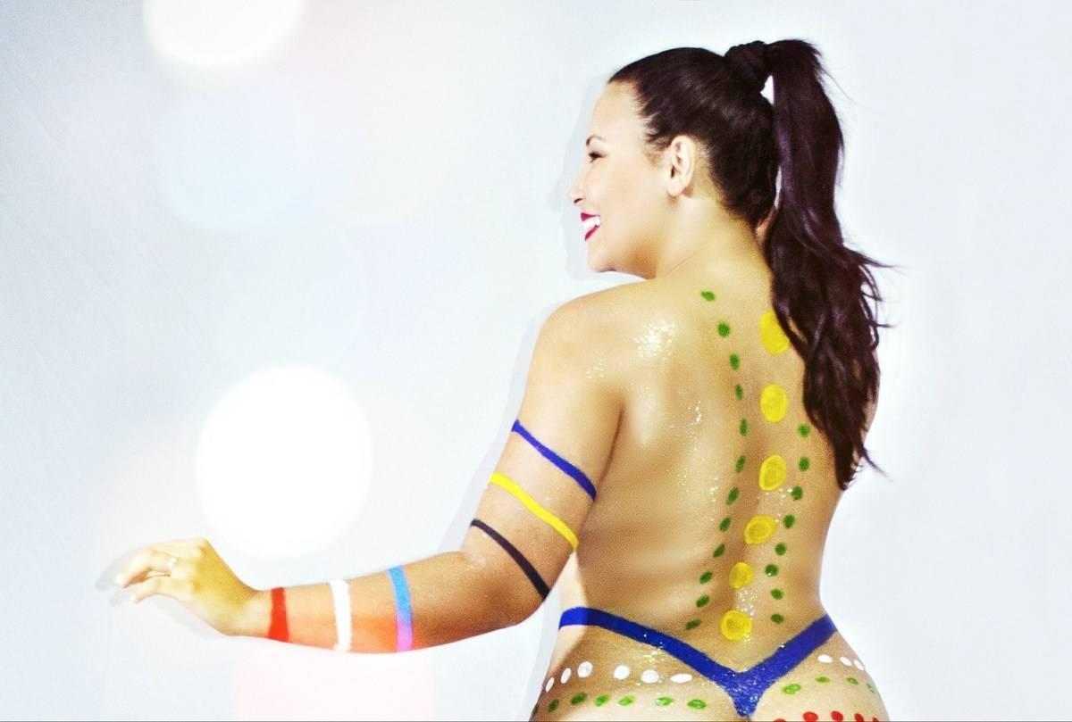 Amanda Santana Bbw beleza sem tamanho: misses plus size contam como superaram o