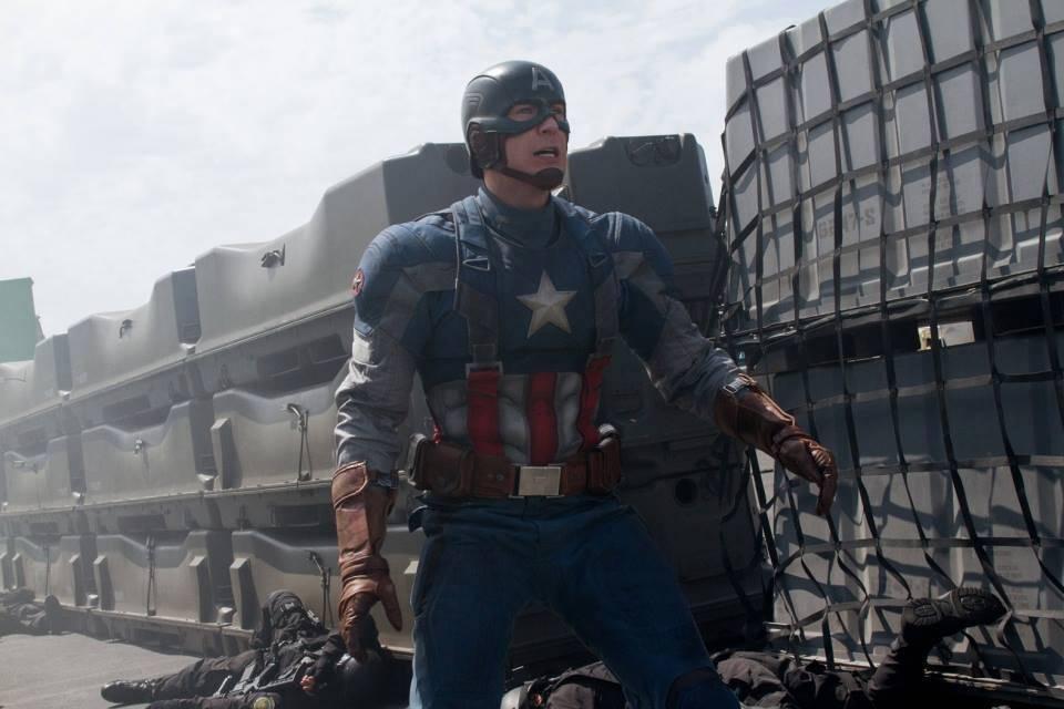 Capitão América 2 ganha prévia de quatro minutos! Assista o trecho