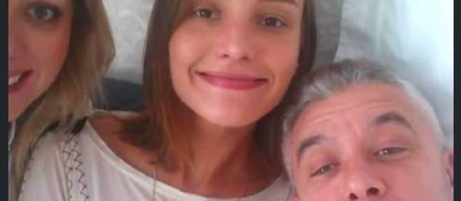 No vídeo, Alexandre desmente boatos de que o casal teria vendido as fotos do primeiro filho do casal
