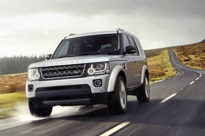 14º) Land Rover Discovery 4 — 910 unidades