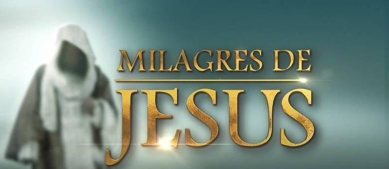 Qual passagem bíblica você gostaria que fosse encenada em Milagres de Jesus? Deixe a sua opinião