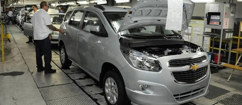Fábrica de São Caetano do Sul (SP) é a principal unidade da General Motors no Brasil
