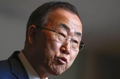 Secretario Geral Da Onu Se Declara Decepcionado E Preocupado Apos Referendo Na Crimeia Noticias R7 Internacional