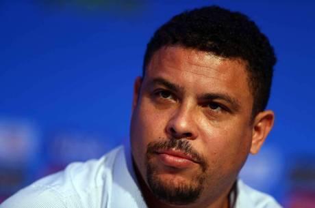 Ronaldo é um dos principais defensores da Copa do Mundo no Brasil