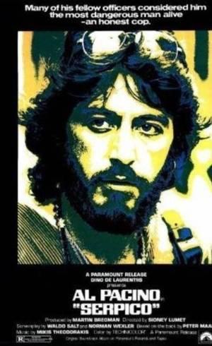 Al Pacino interpretou Serpico no cinema