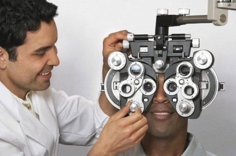 Teste avalia a capacidade da visão em perceber a forma e o contorno de objetos.