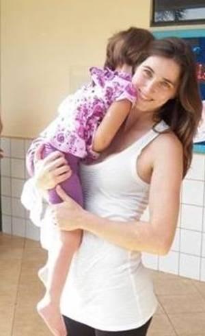 Katiele diz que filha apresentou melhoras após começar tratamento com o CBD