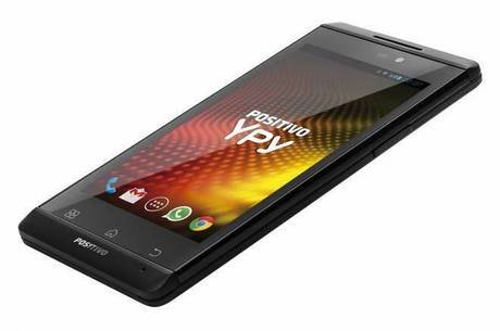 Smartphone Positivo Ypy S500