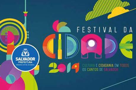 Festival da Cidade movimenta a capital baiana