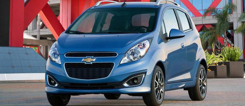 Carro de entrada da Chevrolet no mundo, Spark mudará em breve é o candidato mais forte para ganhar o Brasil