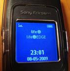 Sony EricssonZ710i