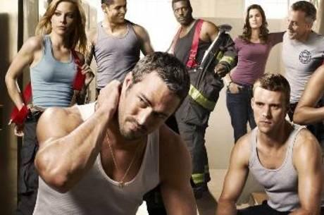 'Chicago Fire' faz sucesso na Record TV