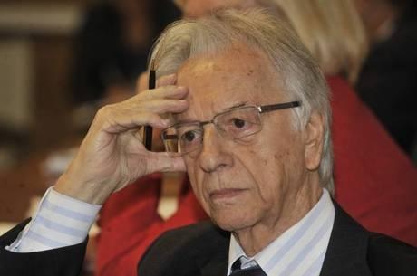 Ex-presidente Itamar Franco foi embaixador em Portugal
