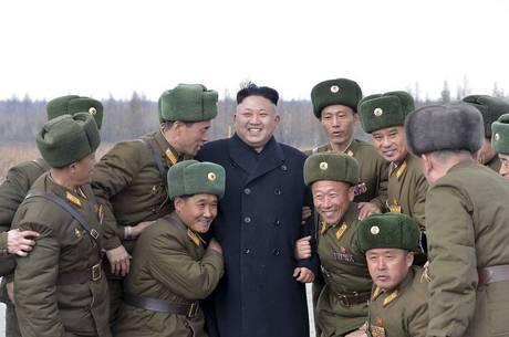Kim Jong-un é o líder da única dinastia comunista do mundo