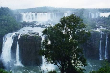 Região é fronteira entre Brasil, Argentina e Paraguai