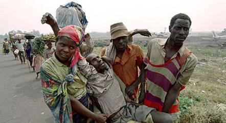Hutus foram incentivados a atacar até familiares da etnia Tutsi
