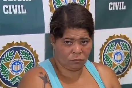 Marlucia de Souza negou que tenha feito mal à filha