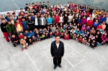 Zionnghaka Chana afirmou que não deseja benefícios específicos para sua família