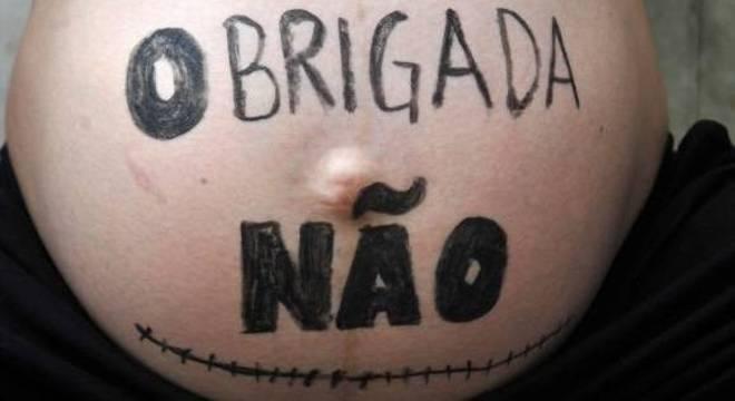 Brasil já teve protestos contra a violência obstétrica
