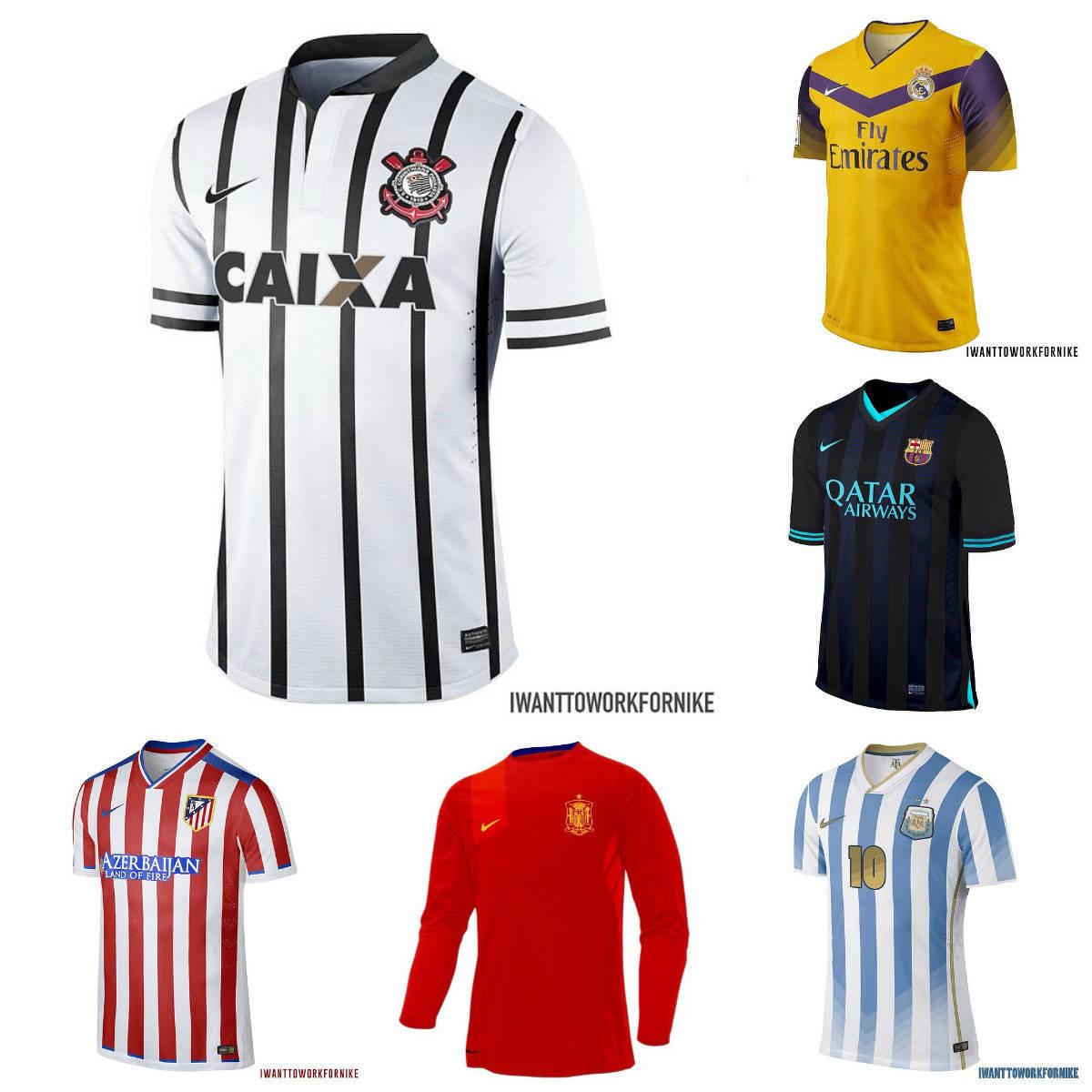 fc1652f81235a Estilista caça emprego e cria novas camisas para Corinthians ...